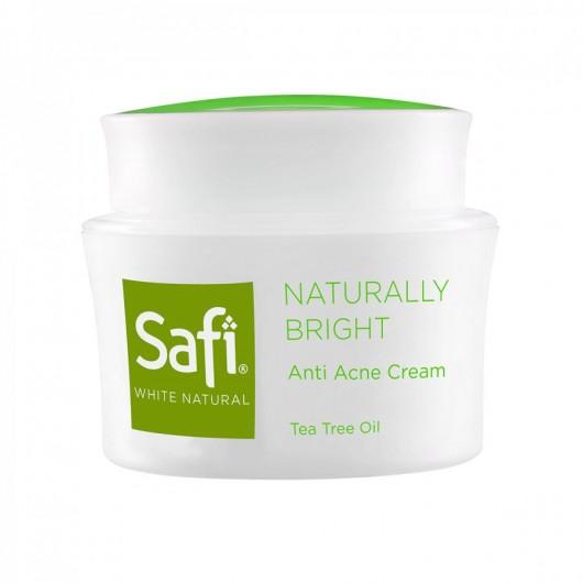 Safi White Natural Anti Acne Cream Tea Tree Oil 20gr