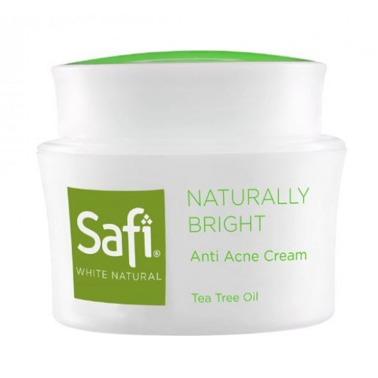 Safi White Natural Anti Acne Cream Tea Tree Oil 40gr