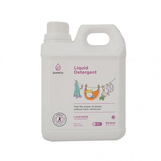 NARAMARKET.ID : PURECO LIQUID DETERGENT SOAP LAVENDER  900ML