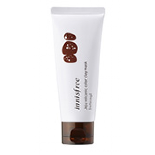 Innisfree Jeju Volcanic color clay mask 70ml - White
