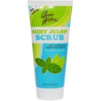 Queen Helene Refreshing Mint Julep Natural Facial Scrub
