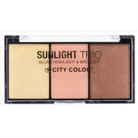 City Color Sunlight Trio