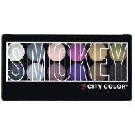 City Color Smokey Eye Shadow Palette