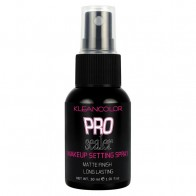 Klean Color Pro Sealer Makeup Setting Spray - Matte Finish