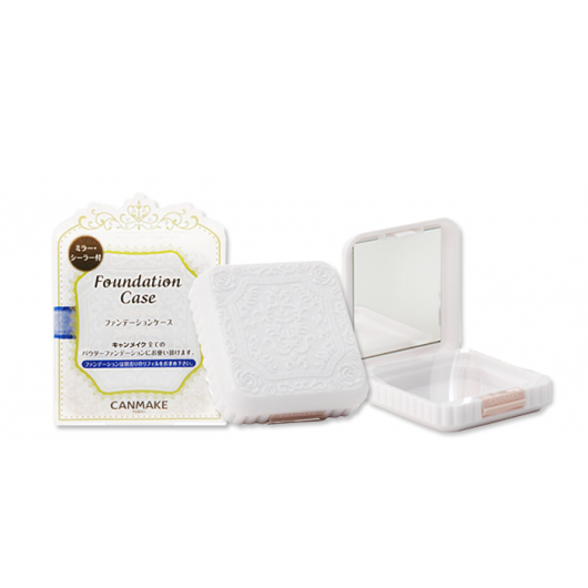 Canmake - Foundation Case (White)