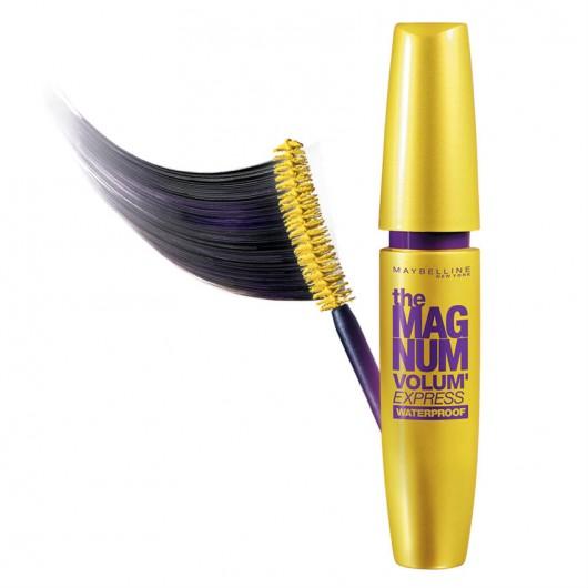 Maybelline Mascara Volum Express Magnum Black Waterproof