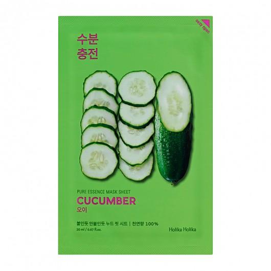 Holika Holika Pure Essence Mask Sheet - Cucumber