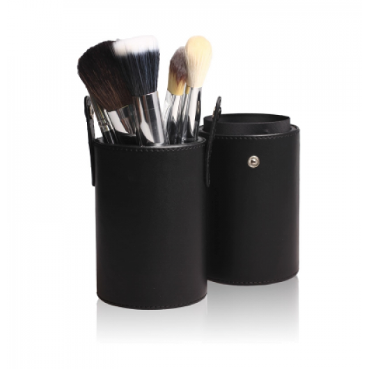 ARMANDO CARUSO Cylinder Makeup Brush Case Set - ACB-513BL