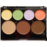 City Color Correct Contour Cream Palette