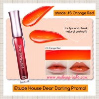 Etude House Dear Darling Orange Red Special Price!