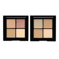 City Color Photo Chic Concealer Quad Palette
