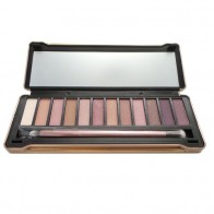 BEAUTY CREATIONS Intense Eyeshadow Palette - Nudes