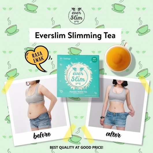 Everslim Premium Herbal Tea