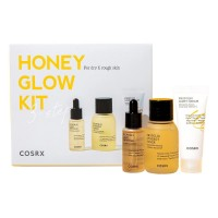 COSRX  Full Fit Propolis Trial Kit (Honey Glow Kit)