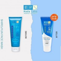 Hada Labo Shirojyun Ultimate Whitening  Face Wash
