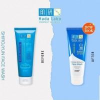 Hada Labo Shirojyun Ultimate Whitening  Face Wash 50 gr