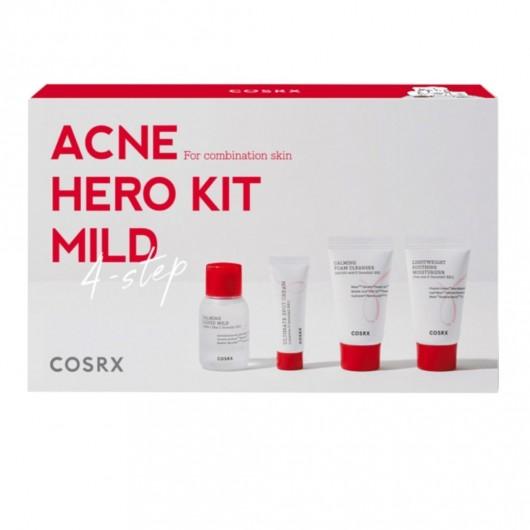 COSRX  AC Collection Acne Hero kit Mild