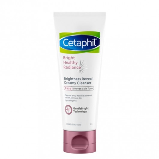 CETAPHIL  Brightness Reveal Creamy Cleanser 100g