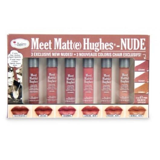 THE BALM MEET MATTE HUGHES®-NUDE