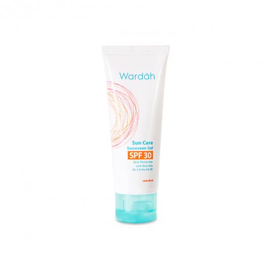 Wardah Sun Care Sunscreen Gel SPF 30