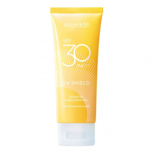Wardah UV Shield Essential Sunscreen Gel SPF 30