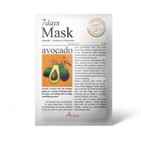 Ariul 7days Mask - Avocado