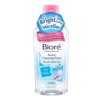 BIORE Makeup Remover Perfect Cleansing Water Oil Clear