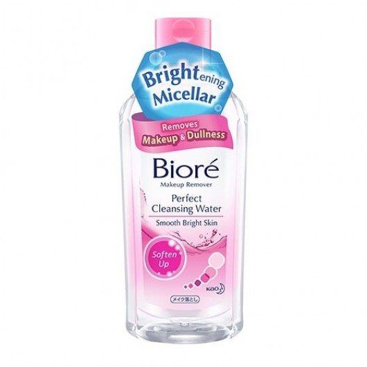 BIORE Makeup Remover Perfect Cleansing Water Soften Up