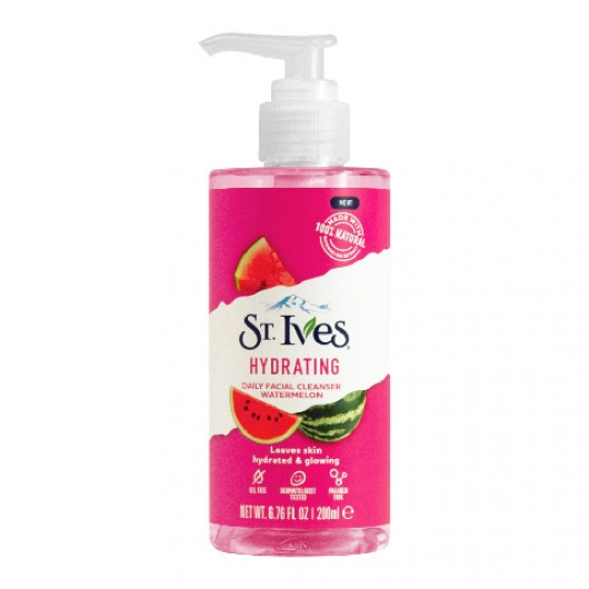 ST. IVES HYDRATING WATERMELON DAILY CLEANSER 200ML