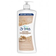 St. Ives Nourish and Soothe Oatmeal and Shea Butter Body Lotion 621ml