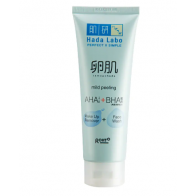 Hada Labo Tamagohada Ultimate Mild Peeling Face Wash+Make Up Remover