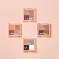 Y.O.U The Simplicity Eyeshadow QuadX