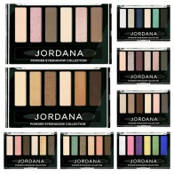 JORDANA MADE TO LAST® EYESHADOW COLLECTION