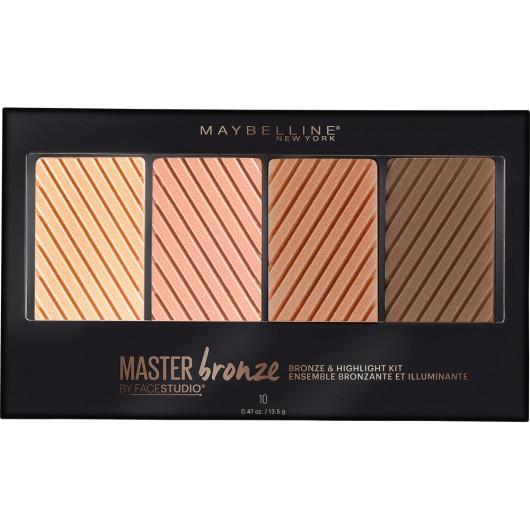 Maybelline Master Bronze Palette