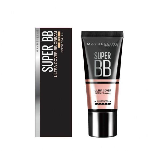 Maybelline  Super BB Cream - Super Cover SPF50/PA++++