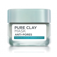 L'OREAL Pure Clay Mask Anti - Pores 50g