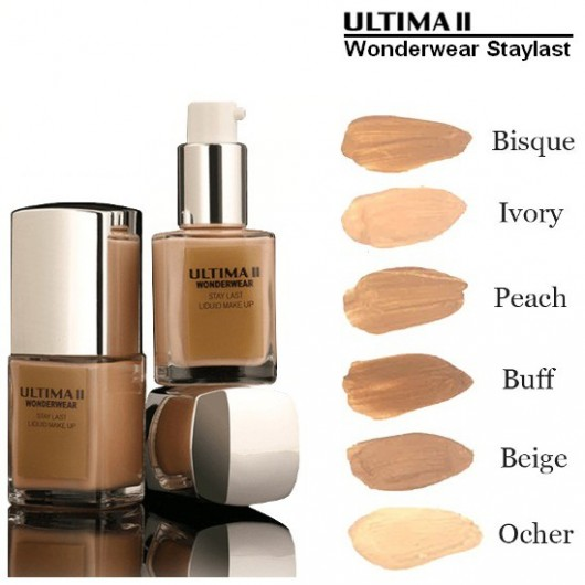 ULTIMA II Wonderwear Stay Last Liquid Makeup