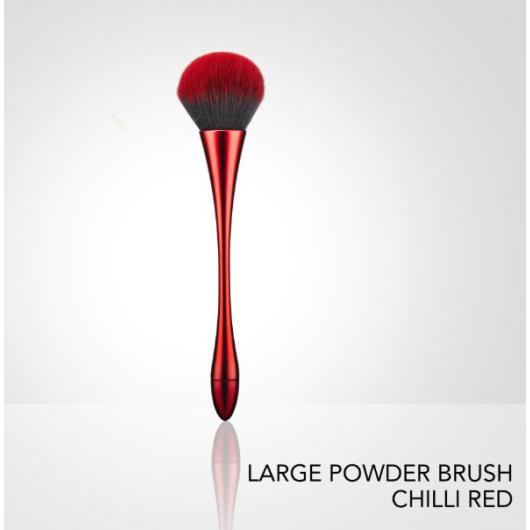 Y.O.U Large Powder Brush - Chili Red