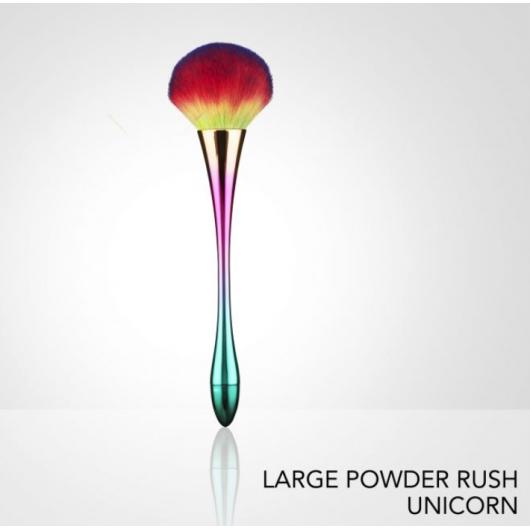Y.O.U Large Powder Brush - Unicorn