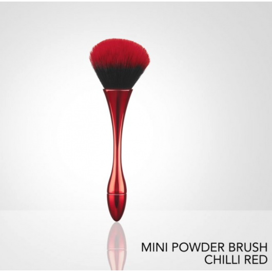 Y.O.U Mini Powder Brush - Chili Red