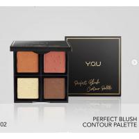 Y.O.U Perfecting Blush Contour Palette