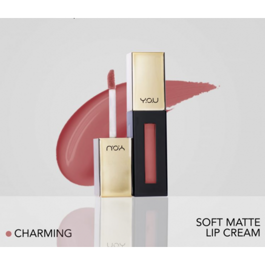 Y.O.U Soft Matte Lip Cream