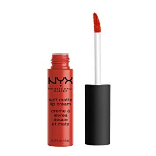 NYX Soft Matte Lip Cream Morocco