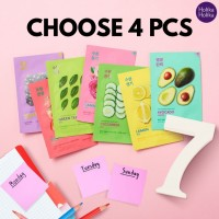 Holika Mask Sheet 75k for 4pcs