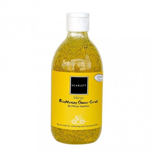 Scarlett Whitening Shower Scrub Mango