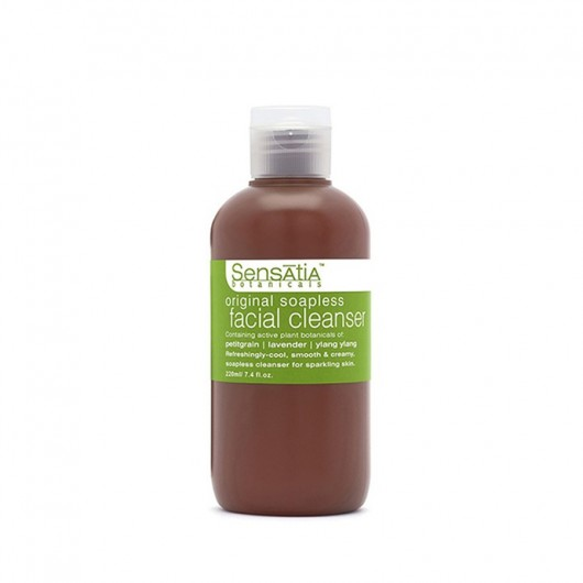 Sensatia Botanical Original Soapless Facial Cleanser - 220ml