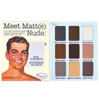 THE Balm Meet Matt(e) Nude.® Nude Matte Eyeshadow Palette