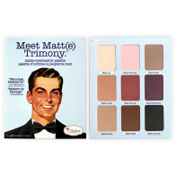 THE Balm Meet Matt(e) Trimony.® Matte Eyeshadow Palette