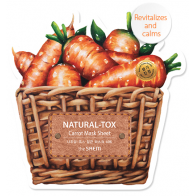 The Saem Natural-Tox Mask Sheet Carrot