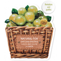 The Saem Natural-Tox Mask Sheet Green Grape